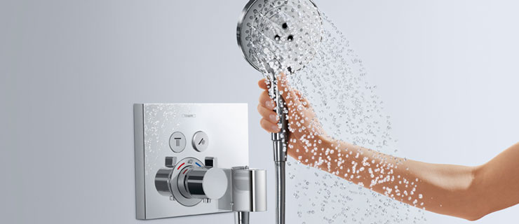 hansgrohe ShowerSelection slider 2
